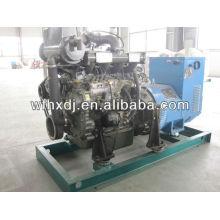 65KVA usado gerador marítimo com CCS