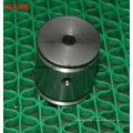 Части CNC подвергая механической обработке фланца фитинг запасные части нержавеющей стали