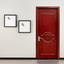 Entrada chinesa porta de madeira maciça com preço baixo