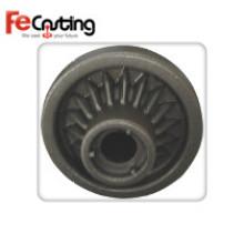 Producto de fundición de hierro gris gris personalizado con arena