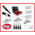 Professional Full Set Eyebrow Makeup Machine Kit