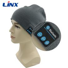 Weiche und warme Mütze Wireless Beanie Bluetooth Cap