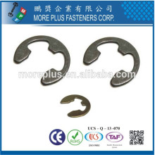 Made in Taiwan E Type Retaining Ring DIN6799