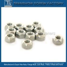 DIN980 / V prevaleciente tipo de torque tuercas hexagonales
