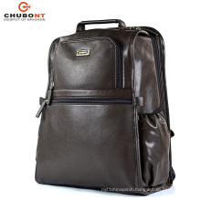 Chubont High Qualilty Laptop Leather Bacpack
