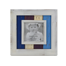 Wooden Colorful Frame for Home Decoration