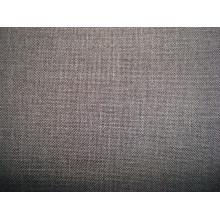 Tissu simple en polyester de laine