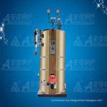 Caldera de Vapor Vertical a Gas o Gas