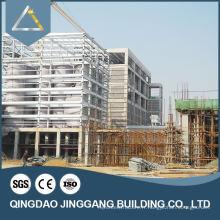 Structure en acier à faible coût Structure d'un cadre Prefab