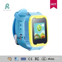 GPS Tracker Watch para crianças que seguem protegem a segurança infantil R13s