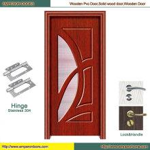 Puerta de seguridad puerta blanca puerta de madera contrachapada