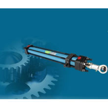 Heavy-duty telescopic hydraulic cylinders for machinery