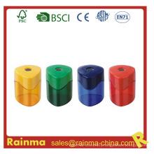 Plastic Safety Single Hole Pencil Sharpener