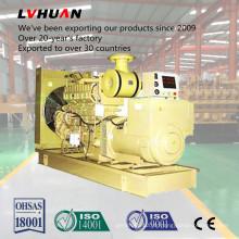 Groupe électrogène diesel série Shandong Lvhuan Daewoo