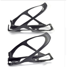 Carbon fiber bike bottle cage