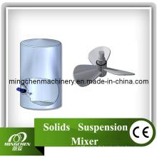 Réservoir de mélange à suspension de solides (CE)