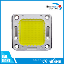 Puce de modules de 50-100W COB Bridgelux LED avec 3 ans de garantie