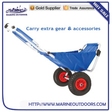 OEM for Beach Cart Trolley with wheels, Beach trolley for fishing, Hot sale beach chair export to Tunisia Importers
