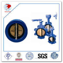 Top Value Pn10 Wafer Butterfly Valve