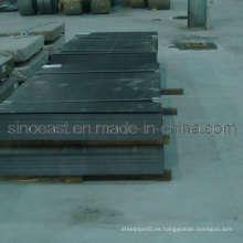 Placa de acero laminada en caliente y hoja hecha en China