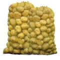Sac à maille d'oignons de pommes de terre