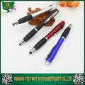 Пластиковые дешевые рекламные Touch Led Pen