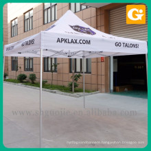 Durable outdoor aluminum metal roof canopy tent