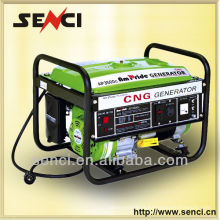 Gerador de pequeno gás natural