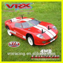 1/10th escala 4WD sin escobillas coche deriva de China vrx racing RH1025D