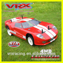 1/10th escala 4WD Brushless Drift carro de China vrx corridas RH1025D