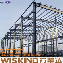 Hot Dipped Galvanized Steel Structure for Steel Worshop