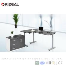 Высокое качество завод прямых продаж водонепроницаемый из формованного регулируемый по высоте стол с регулятором