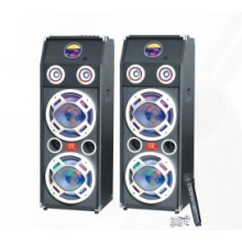 DJ Speaker Box with USB/SD Bluetooth TM-1010ls