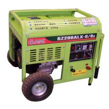 Soldadura de metal 220 Ah (DC) máquina de soldadura con generador diesel