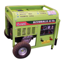 Metal welding 220 Ah (DC) Welding Machine With Diesel Generator