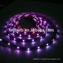 120W lumière de fête de haute puissance DC12 / 24V 2835SMD 600 Led lumière de ruban