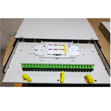 Slide Out Fibre Patch Panel