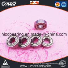 Rodamiento de bolitas profundo del surco del proveedor de China de la fábrica del cojinete (6300/6301/6302/6303/6304/6305)
