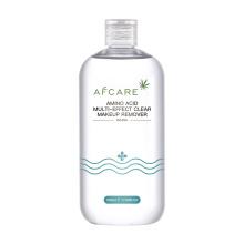 OEM Makeup Remover Water Moisturizing Natural Amino Acid Cleansing Water