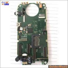 Tablero de la fuente de alimentación montado con disipador de calor, placa base de PCB para el montaje del pcb de la exhibición del lcd de la impresora