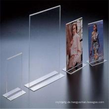 10 mm Hartplastikplatte aus massivem Polycarbonat