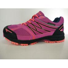 Новый дизайн женщин розовый спортивной обуви