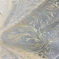 Tela de encaje de tul brillante para vestido de novia