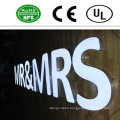 Customized LED Front Lit Acrylic Channel Letter Signs