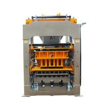 Hollow Block Forms Gas Block Equipment Hydraulic Interlocking Brick Making Machine Press Ecological Brick Block Machine