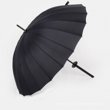 A17 Guarda-chuva de katana de espada de samurai japonesa