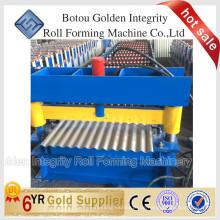 850-63-13 Metalldach- / Wandpaneele Rollenformmaschine hoch effizient und sicher