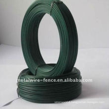 ISO9001 galvanized coated steel binding wire