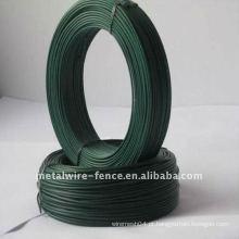 ISO9001 galvanizado fio de ligação de aço revestido