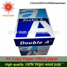 Papel de Cópia A4 80 Escritório GSM